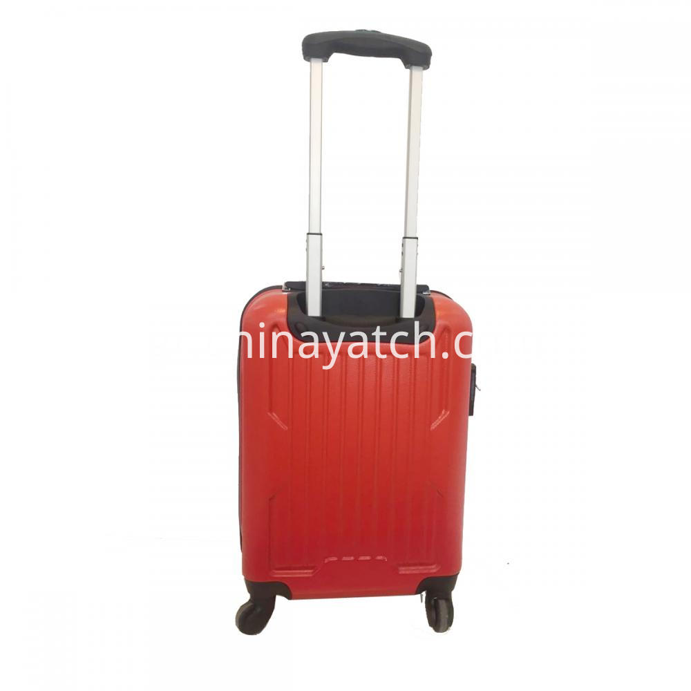 suitcase for boarding