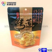 Laminierte Steh-Zipper-Tasche für Lebensmittel