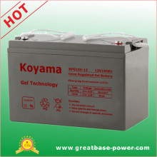 Bateria de Gel 100Amp 12V
