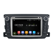 Sistema multimedia del coche Reproductor de DVD para Benz SMART