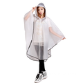 Waterproof Travel Womens Rain Poncho