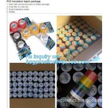 colorful PVC...