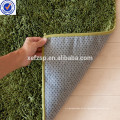 Escalera antideslizante autoadhesiva de microfibra con piso de pisadas