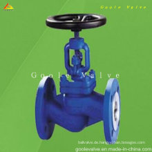 DIN Standard-Absperrventil (GAJ41H)