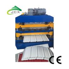 Máquina para laminado de paneles para techos de acero Tuff Rib AG