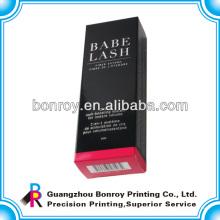 se acepta la caja al por mayor del paquete del papel del arte del chocolate, los tamaños modificados para requisitos particulares y los diseños