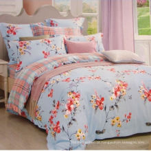 Fabricante Fornecimento Comforter Set Tecido de algodão Beddings