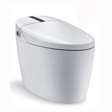 Automatic smart toilet intelligent modern bathroom electric bidet sanitary wc toilet
