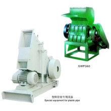 Plastic flour mill