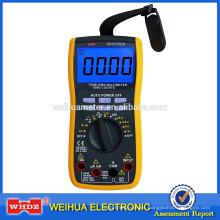 Multímetro digital con pinza de prueba de corriente 600A WH5000A