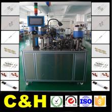 Totalmente Automático / Automação Funcionamento / Operação Fusível Elétrico / Fusível Micro / Fusível de Vidro / Fusível Cerâmico Soldagem / Soldado / Soldador
