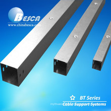 Galvanized telecom raceways cable trunking