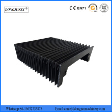 Flexible Nylon Accordion Dust CNC Machine Bellow Covers