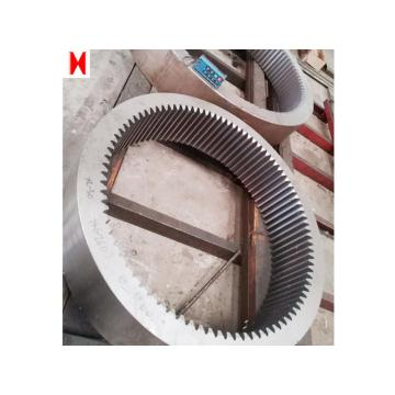 Smide Carbon Steel Intern Helical Gear