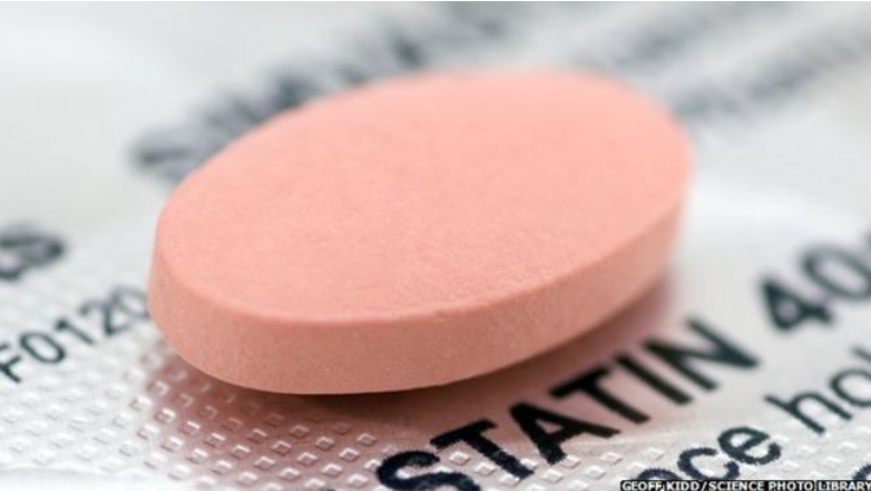 Statin-Low cholesterol-health