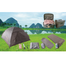 Equipamento portátil de acampamento para exercícios de tropa ao ar livre