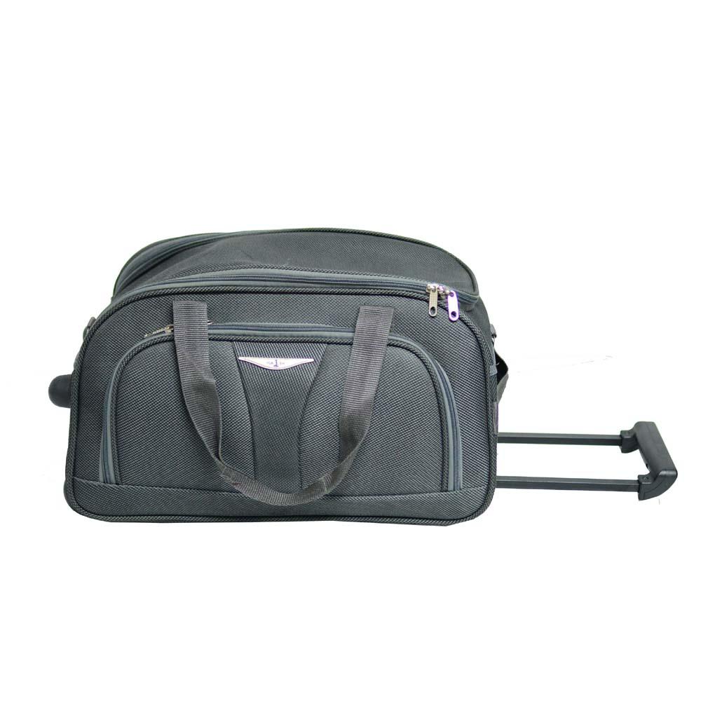 Twill Trolley Duffle Bag