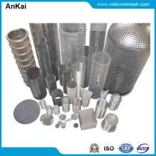 Streckmetall für die Herstellung von Filtern