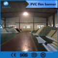 Machine de fabrication de film PVC pour bannière flex