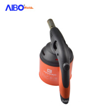 Orange bottle quality mapp gas blow torch for home cooking and kitchen