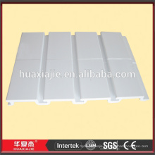 PVC Decorative Slatwall For Cellar Wall With Large Loading Capacity
