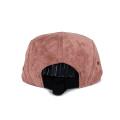 vente chaude 5 panneau hip hop daim camping-car chapeau