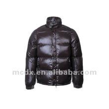 Branded fashion down padded coat for men