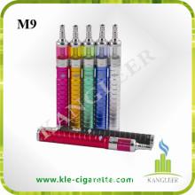China Supplier Adjustable Vape Kit 1600mAh M9 Electronic Cigarette