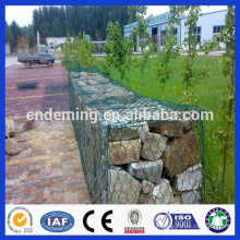 Gabion wire mesh fence / Gabion box wire fencing/square wire mesh fence