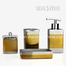 Forma de retângulo aço inoxidável acessório de banho (wbs0809d)