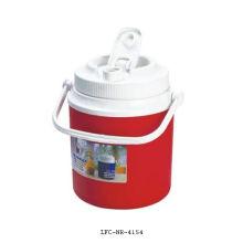 Caja aislante plástica del refrigerador de hielo de la comida campestre