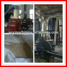 Máquina de pelletización de plástico de madera / pellets de madera que hace la máquina