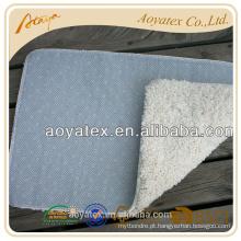 Washable bathroom carpet and exhibition hall carpet decorative car mats