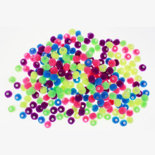 Pack pompom beads assortment