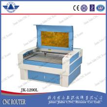 Máquinas de grabado del laser de jinan de último minuto en 3d láser precio de la máquina de corte / grabador del laser
