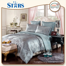 GS-JAC-07 chinese wedding polyester chinese bedding set
