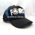 hot selling fashion printed mesh trucker cap with good price