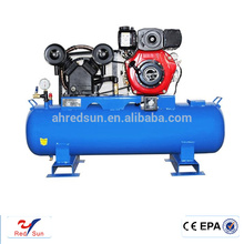 diesel air compressor /portable piston air compressor RSJVD0.28/8