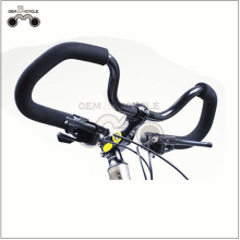 butterfly shape comfortable mountain bike alloy handlebar