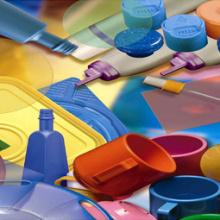 Plastics Blue B