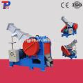 Novo estilo shredder pipe hdpe shredding plástico hdpe pe pvc tubulação tubo tubo máquina