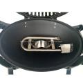 Портативный газовый гриль с чугунной решеткой