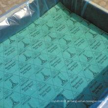 Folha sem amianto para vedação industrial