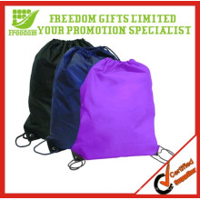 Top Quality Promotion Custom Brand Drawstring bags