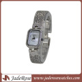 Fashion Woman Watches Stainless Steel Case with Unique Design