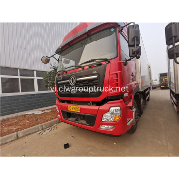 Dongfeng 8X4 Tủ lạnh Chill Reefer Truck