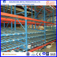 Ce / ISO Approved Warehouse Storage Carton Flow Racking