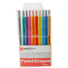 10colors twist crayon