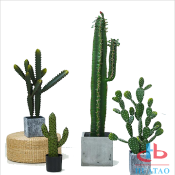 Home Garden Decoration Artificial Plants Vaso artificiale