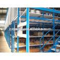Jracking Indoor use Heavy Duty Mezzanine Storage Shevling Racking